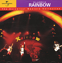 Rainbow The Universal Masters Collection. Rainbow rainbow rainbow the polydor years 9 lp