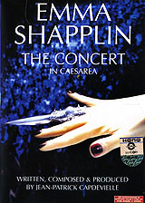 Emma Shapplin: The Concert In Caesarea свитшот emma