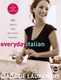 Everyday Italian: 125 Simple and Delicious Recipes radcliffe a the italian