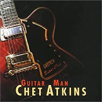 Chet Atkins. Guitar Man