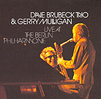 Dave Brubeck Trio, Gerry Mulligan. Live At The Berlin Philharmonic (2 CD)