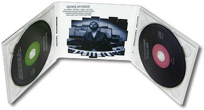 Эдуард Артемьев.  Музыка из кинофильмов (2 CD) РМГ Компани,Bomba Music