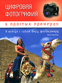 Zakazat.ru Цифровая фотография в простых примерах. Никита Биржаков