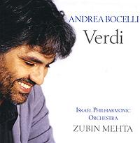 Andrea Bocelli.  Verdi ООО