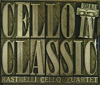 Rastrelli Cello Quartet. Cello In Classic