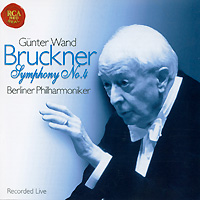 Гюнтер Ванд,Berliner Philharmoniker Gunter Wand. Bruckner. Symphony No. 4 джон леннон john lennon power to the people the hits