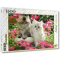 Котята. Пазл, 1500 элементов