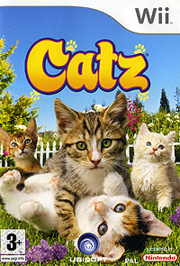 Zakazat.ru Catz (Wii)