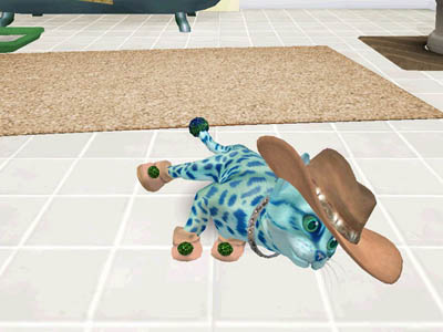 Catz (Wii) ImaginEngine