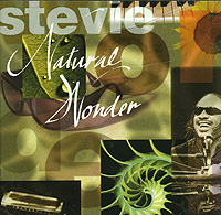 Стиви Уандер Stevie Wonder. Natural Wonder (2 CD) стиви уандер stevie wonder the definitive collection