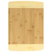 Доска разделочная Amadeus Hans & Gretchen из бамбука, 35 х 25 см 28AR-200528AR-2005Прямоугольная разделочная доска Hans & Gretchen из бамбука обладает рядом преимуществ, которые можно оценить уже при первом использовании. Изготовленная из бамбука, доска отличается долговечностью, большой прочностью и высокой плотностью, легко моется, не впитывает запахи и обладает водоотталкивающими свойствами, при длительном использовании не деформируется.Разделочная доска из бамбука выполнена на высоком уровне, она удовлетворит все запросы самой требовательной хозяйки. Характеристики: Материал:бамбук. Размер: 35 см х 25 см х 1,5 см.Производитель: Германия. Артикул:28AR-2005.
