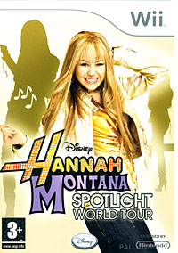 Hannah Montana Spotlight World Tour (Wii), Avalanche Software