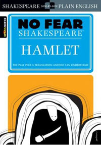 Hamlet (No Fear Shakespeare) hamlet by william shake speare 1603 hamlet by william shakespeare 1604
