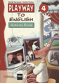 Playway to English 4: Activity Book playway to english level 2 pal version dvd