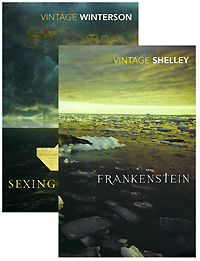 Mary Shelley. Frankenstein. Jeanette Winterson. Sexing the Cherry (комплект из 2 книг) frankenstein