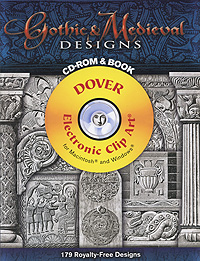 Gothic & Medieval Designs (+ CD-ROM) the doors a collection cd