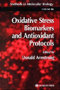 цены  Oxidative Stress Biomarkers and Antioxidant Protocols