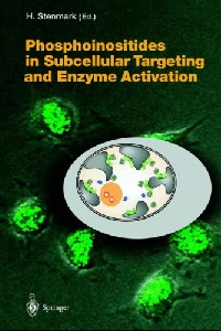 Phosphoinositides in Subcellular Targeting and Enzyme Activation using enzyme from novozyme