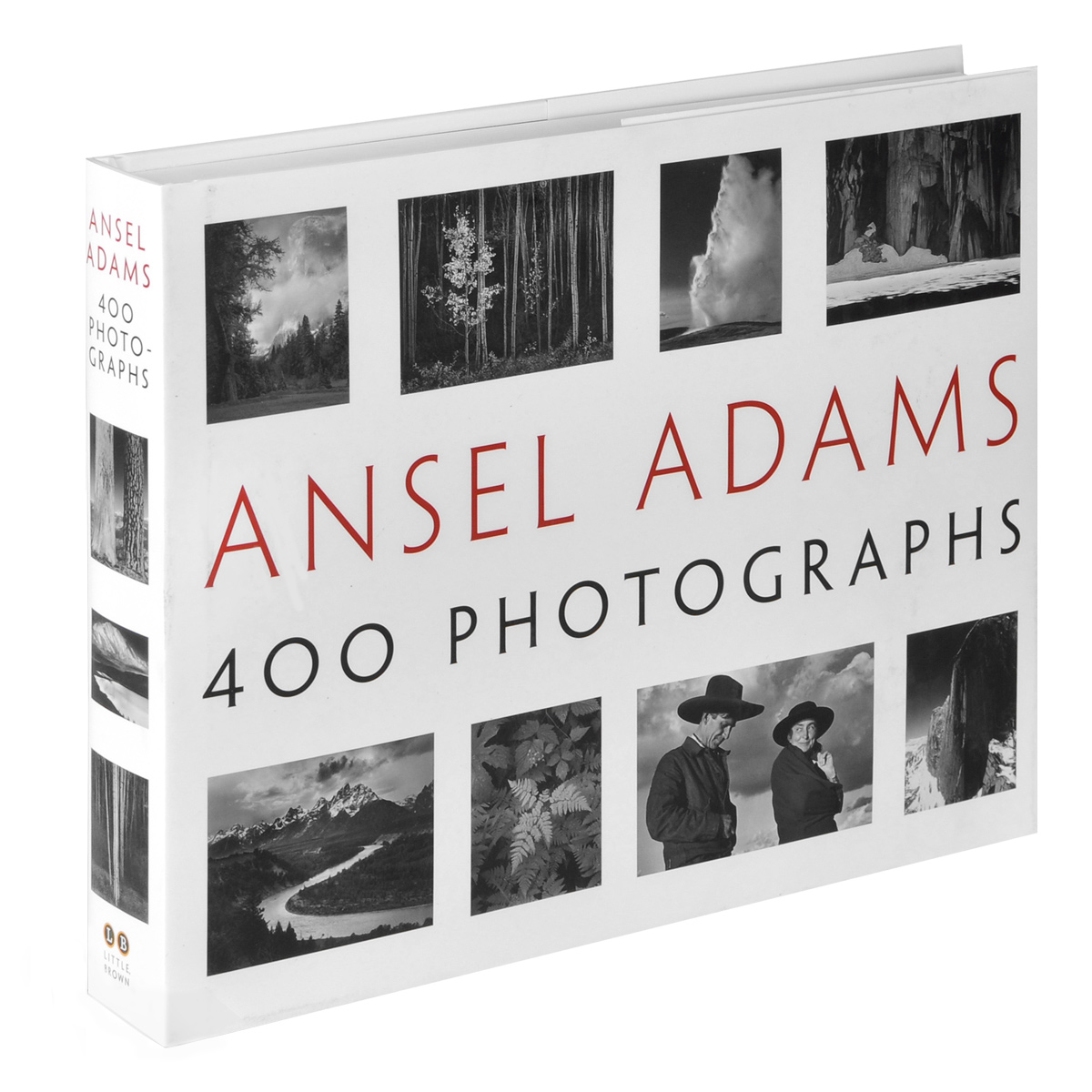 Ansel Adams: 400 Photographs ansel adams in the canadian rockies