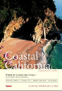Compass Guide to Coastal California купить