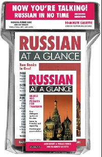 Russian in no time russian phrase book