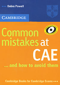 Common Mistakes at CAE... And How to Avoid Them common mistakes at pet and how to avoid them paperback with testbank