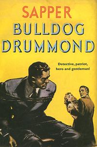 Bulldog Drummond стол drummond 75х152х152