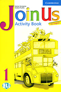 Join Us for English: Activity Book 1