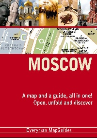Moscow Everyman MapGuide everyman amsterdam everyman map guide