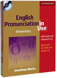 English Pronunciation in Use: Elementary: Self-Study and Classroom Use (+ 4 CD, 1 CD-ROM) others prodromou luke minardi silvia flash on english elementary wb cd