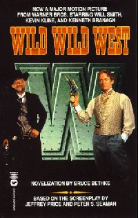 Wild Wild West grant james the captain of the guard
