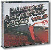 Puissance Dancefloor 2007. Vol. 2 (4 CD)
