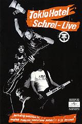 Tokio Hotel: Schrei - Live tokio hotel schrei live
