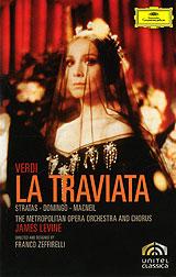 Verdi, James Levine:  La Traviata Accent Films B.V.,Radiotelevisione Italiana (RAI)