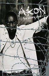 Akon: His Story blame it on anna