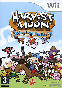 Harvest Moon: Magical Melody (Wii) harvest hunting