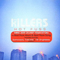 The Killers The Killers. Hot Fuss (ECD)