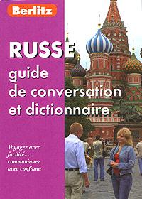 Berlitz. Russe guide de conversation et dictionnaire dictionnaire de citations francaises