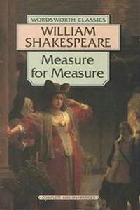 Measure for Measure measure for measure the cambridge dover wilson shakespeare cambridge library collection literary studies