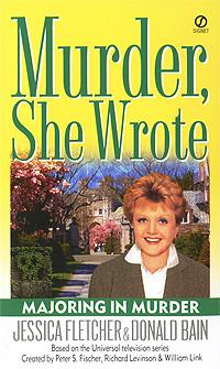 Murder, She Wrote: Majoring in Murder murder she wrote close up on murder