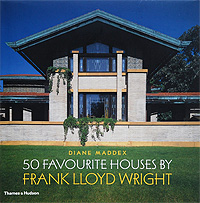 50 Favourite Houses by Frank Lloyd Wright large diy doll house leisurely time handmade villa 3d miniature wooden building model furniture model toys of houses gift