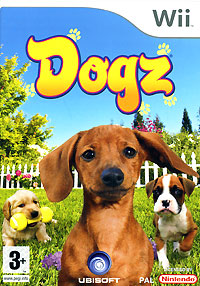 Dogz (Wii), Новый Диск