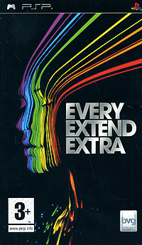 Every Extend Extra (PSP), Q Entertainment and Bandai