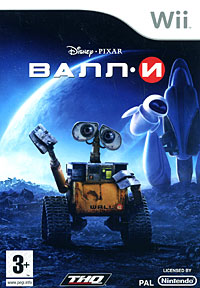 Валл-И (Wii) валл и wii