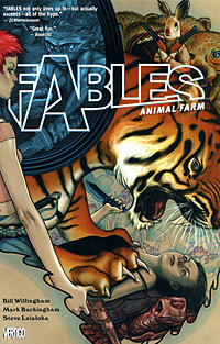 Fables-2: Animal Farm fables book 6