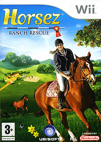 Horsez: Ranch Rescue (Wii)