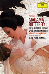 Puccini, Herbert Von Karajan: Madama Butterfly placido domingo my greatest roles the documentary