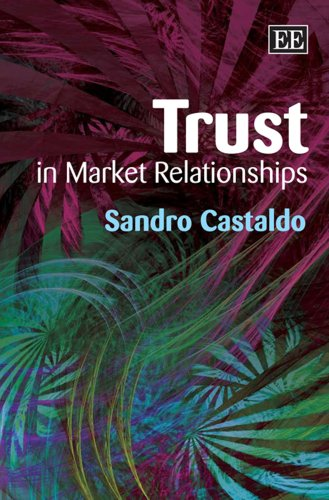Trust In Market Relationships