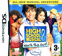 High School Musical 2: Work This Out! (DS) school фирма
