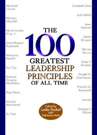 The 100 Greatest Leadership principles of all Time the greatest love story of all time